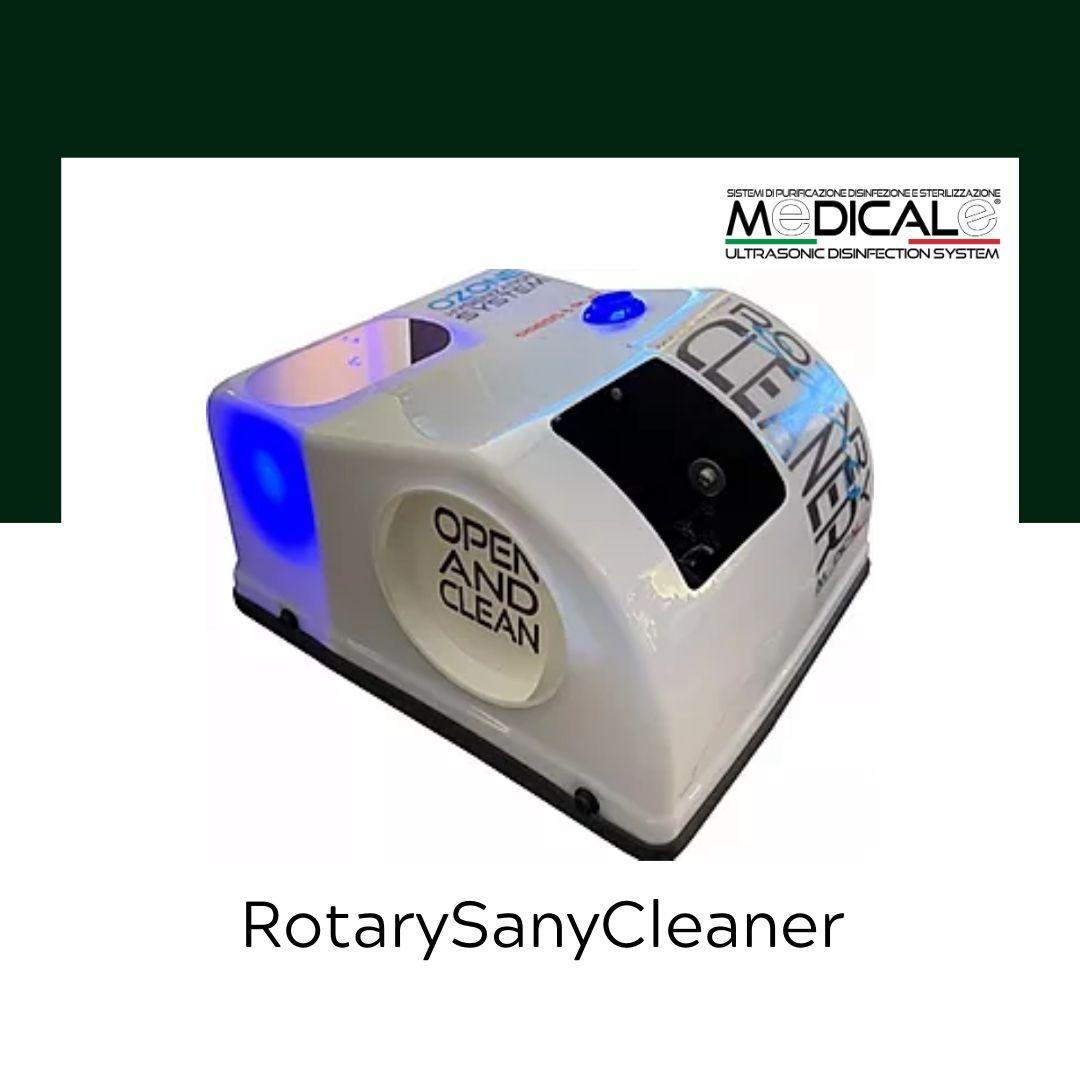 Rotary Sany Cleaner